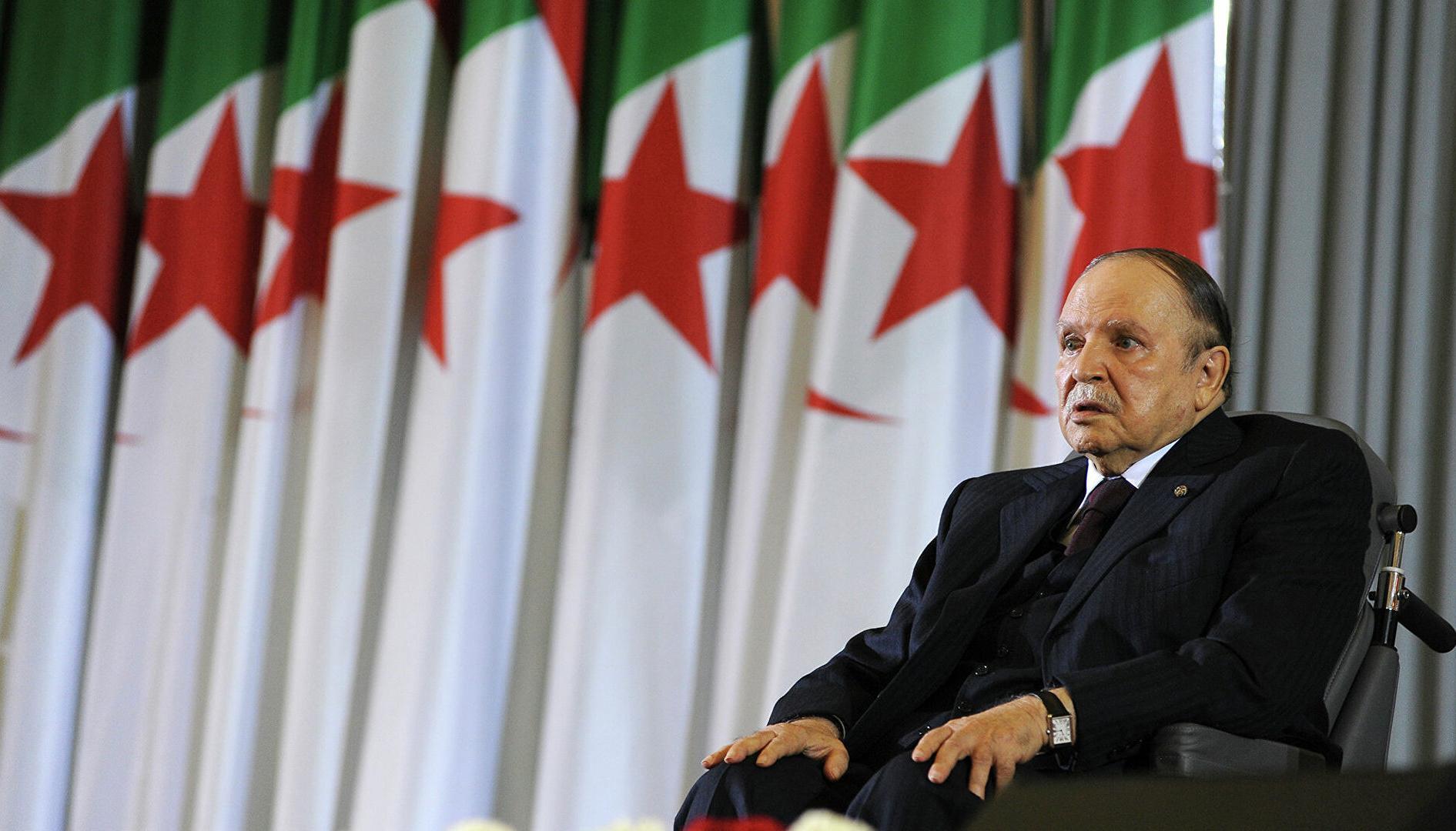 Скончался экс-президент Алжира Абдель Бутефлика poster image