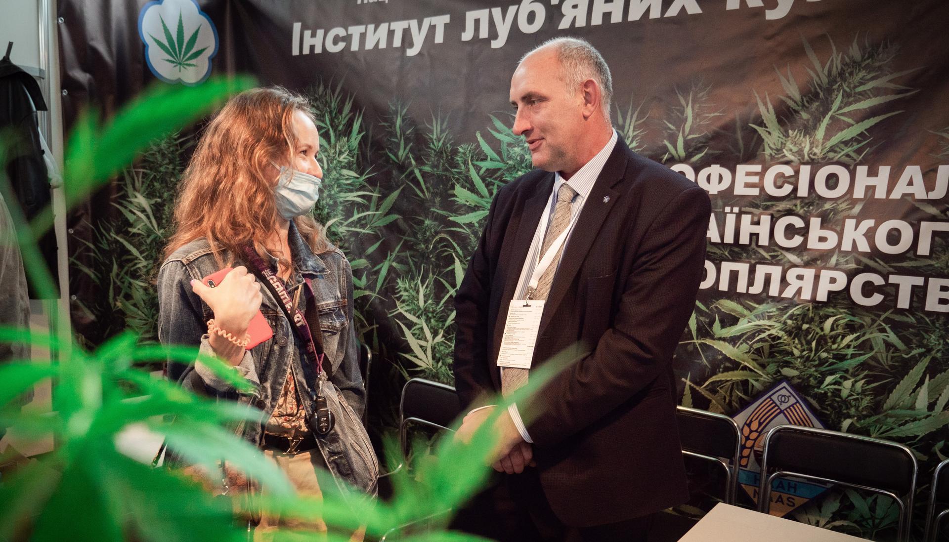 Интервью: вчера и сегодня украинского коноплеводства